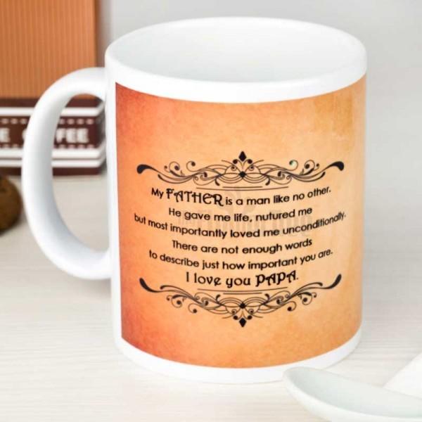 Thank You Printed Mug