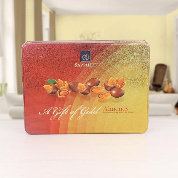 Sapphire Almonds Chocolate Box