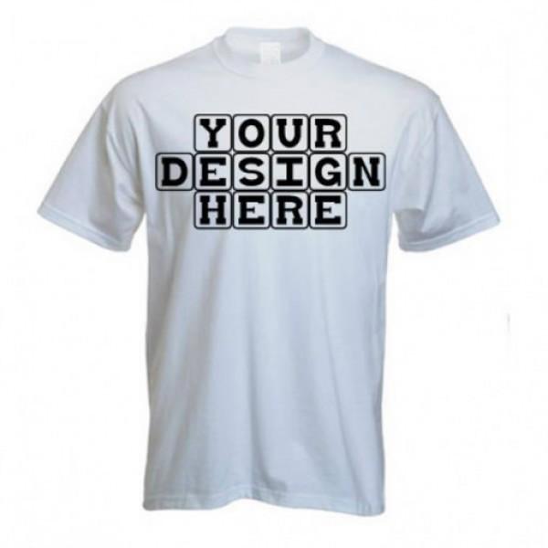 1 Personalised T-shirt