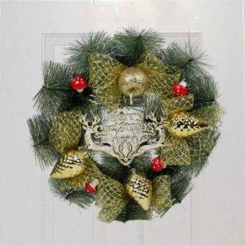Artificial Gift Wreath Christmas
