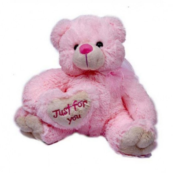Pink Teddy Bear 15 Inches
