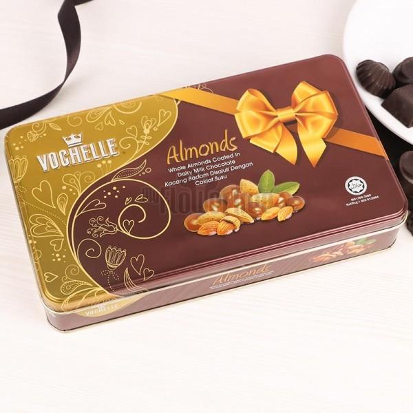 Vochelle Almonds Chocolate Box