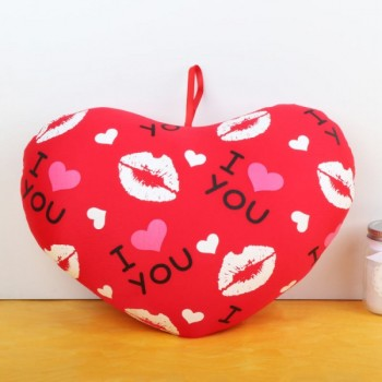 One Heart Shape Cushion