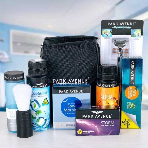 Park Avenue Grooming Kit