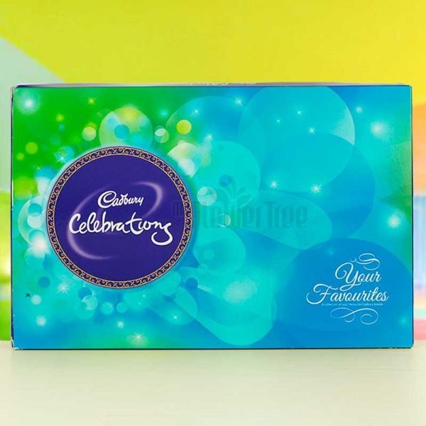One Cadbury Celebration Pack 141 gm