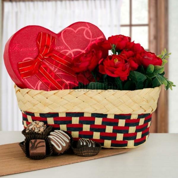 Floral Gift Hamper