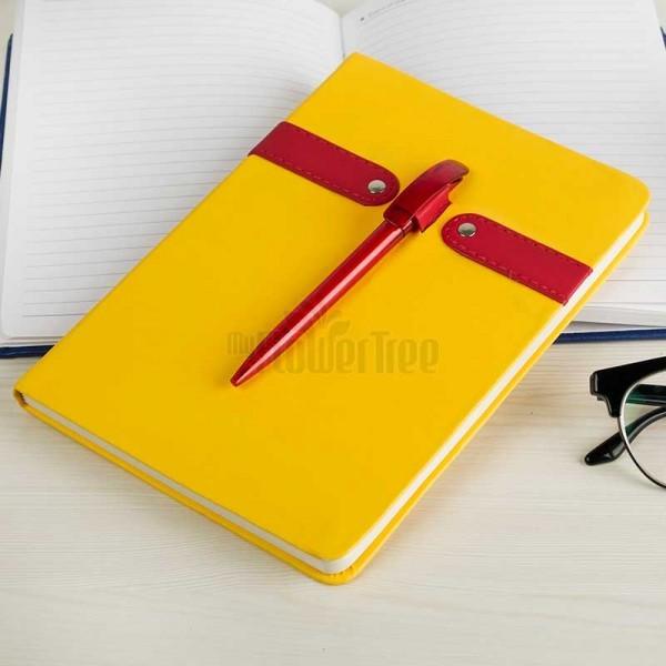 Yellow Diary