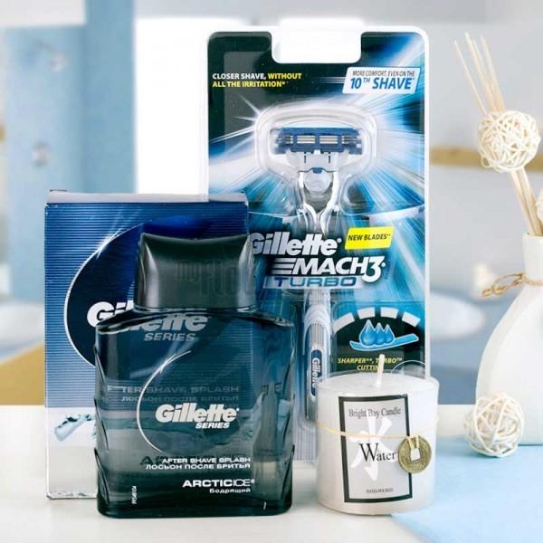 Gillette Shaving Kit for Men