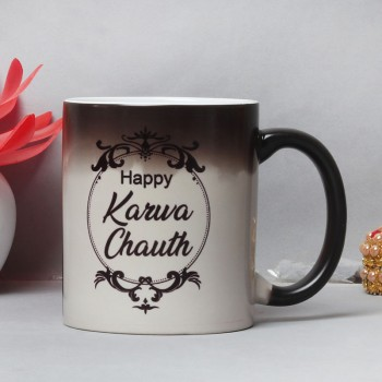 Karwa Chauth Magic Mug
