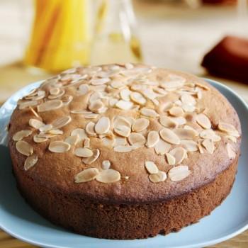 Dry Almond Cake