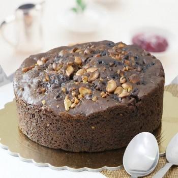 Choco Nutty Cake
