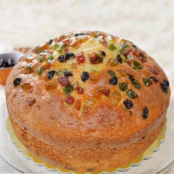 Half Kg Dry Cherry Plum Cake