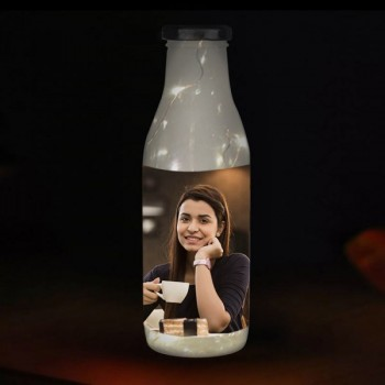 One Personalised LED Bottle for Her