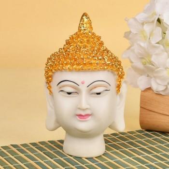 Stunning Gautam Buddha Face Idol