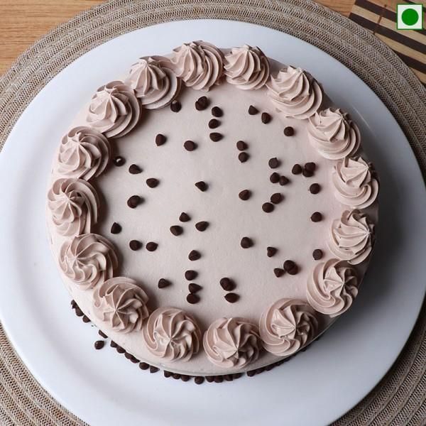 Half Kg Eggless Coffee Cake