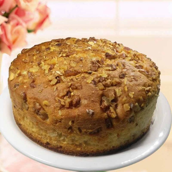Half Kg Walnut Fruit Dry Cake