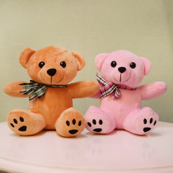 Set of 2 Teddy Bear 6 inches