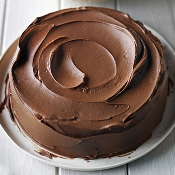 Half Kg Chocolate Mud Cream Cake