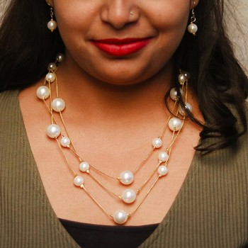 Designer Pearl Pendant