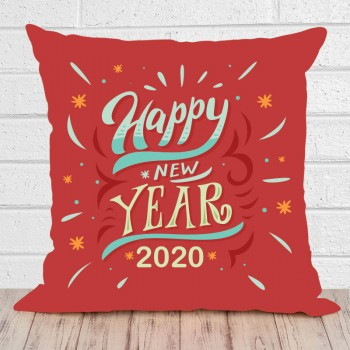 Cushion for New Year