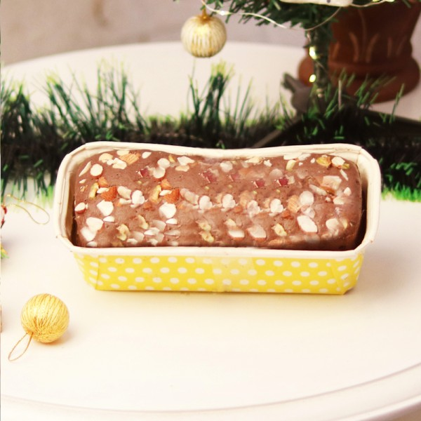 Half Kg Plum Cake Bar for Christmas