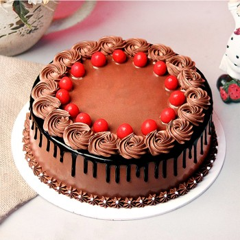 Ethereal Chocolate Cake