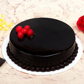 Tempting Love Cake | Online Cake Delivery In Jaipur