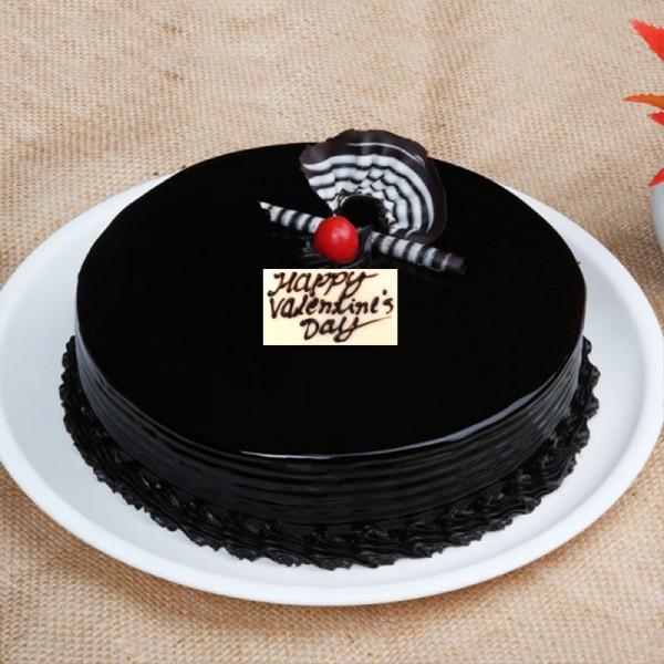 2021 Valentines Day Chocolate Cake Myflowertree