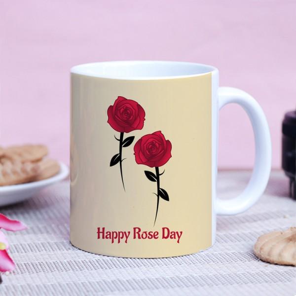 Rose Day Mug
