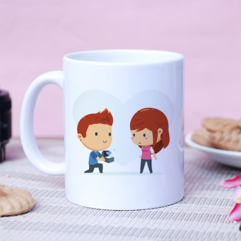 Proposal Mug