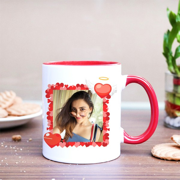 Photo Mug for Valentines Day