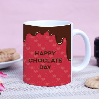 Happy Chocolate Day Mug