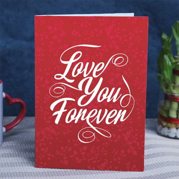Greeting Card for Love