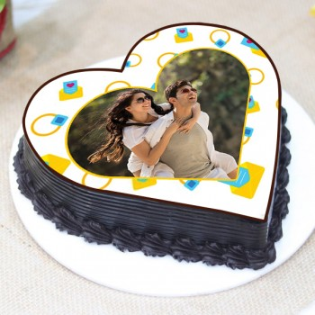You In My Heart Cake