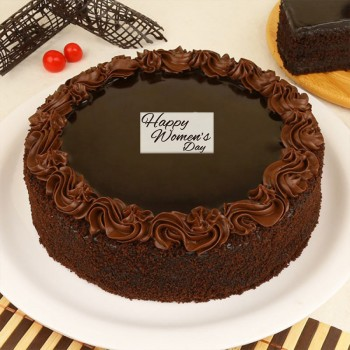 Half Kg Chocolate Cake for Womens Day