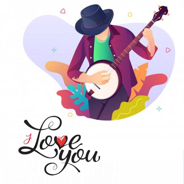 I Love You Romantic Songs