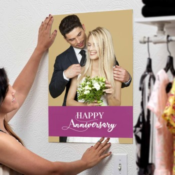 Personalised E Poster for Anniversary