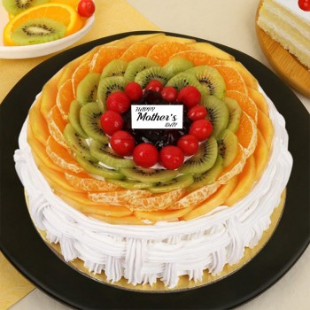 Mothers Day Fruit Cake
