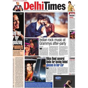 Personalised Digital Newspaper