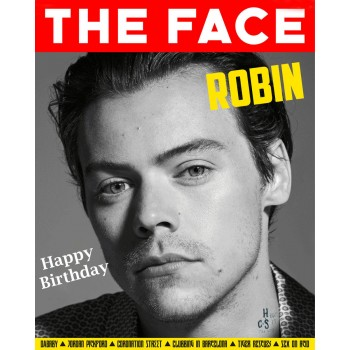 Birthday Greeting Digital Magazine