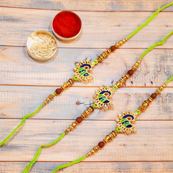 Regal Rakhis
