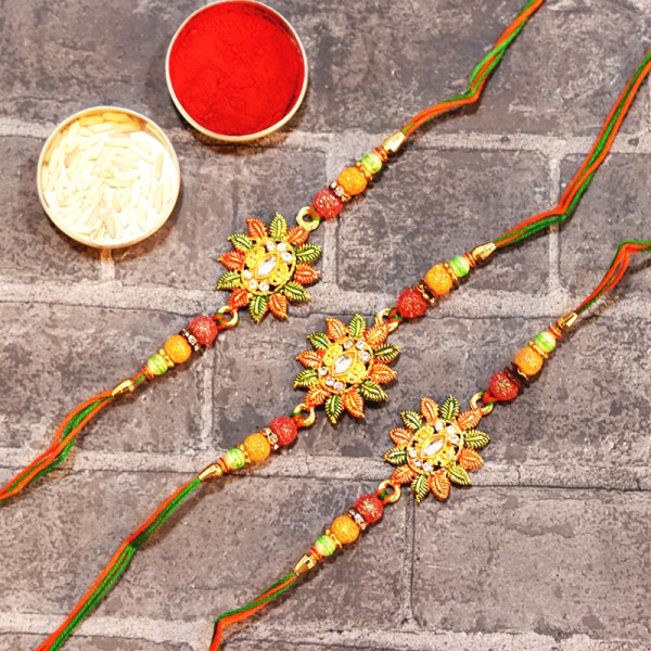 Traditional Beaded Combo