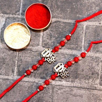 Fashionable Rakhi Combo