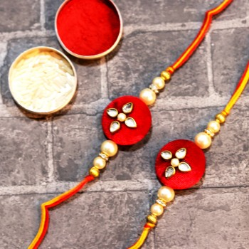 Simple Rakhi Celebration Combo