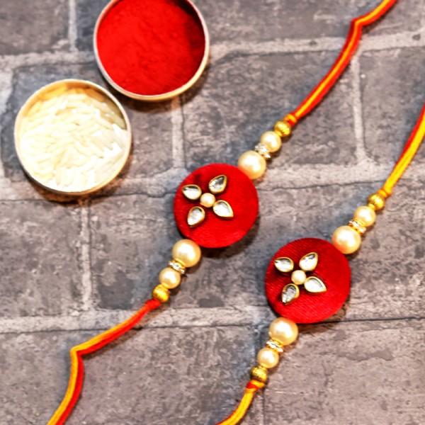 Simple Rakhi Celebration Combo