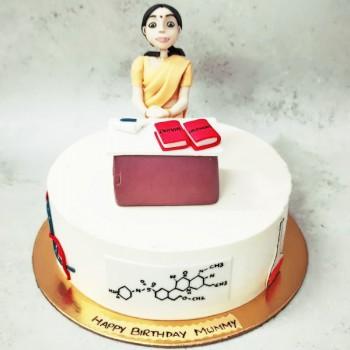 1 Kg Mom Theme Cake
