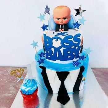3 Kg Baby Theme Cake