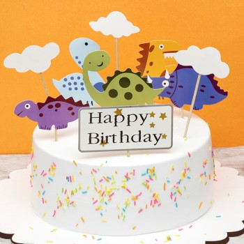 Vanilla Birthday Cake for Kids