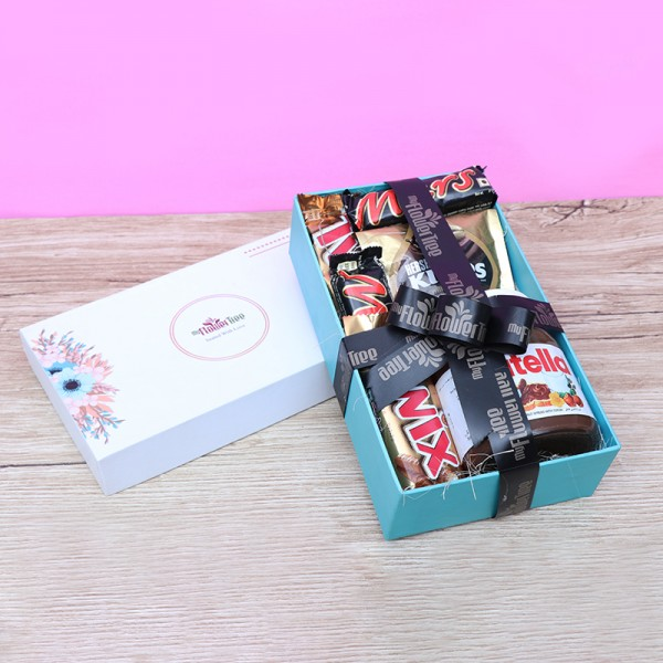Imported Chocolate Hamper