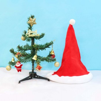 Christmas Tree and Santa Cap